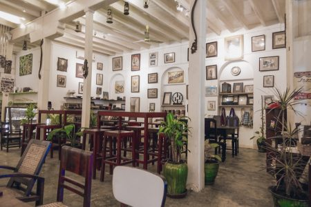 7 Restaurants That Will Give an Aesthetical Old Burma Atmosphere #ExploreYangon